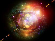 Free Virtual Nebulae Stock Photos - 21221883