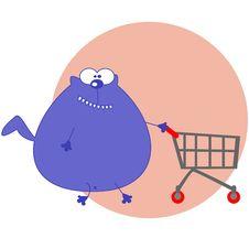 Free Shopping Cart 2 Stock Photos - 21222113
