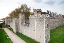 Free Tower Of London Royalty Free Stock Photos - 21222188