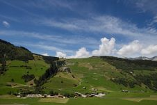 Free Suisse Landscape Stock Image - 21222361