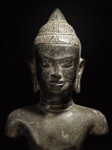Free Buddha Statue Stock Image - 21222901