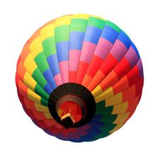 Free Hot Air Balloon Royalty Free Stock Image - 21222926