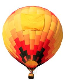 Free Hot Air Balloon Stock Photo - 21222930