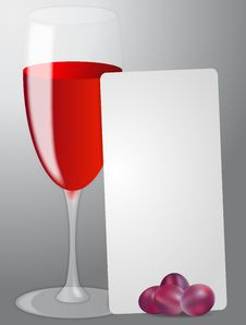 Free List Red Wine Stock Images - 21223794