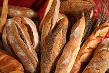 Free Bread 3 Stock Photo - 21223840