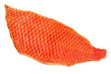 Free Red Fish Skin Stock Photo - 21224890