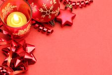 Free Christmas Decoration Stock Photo - 21225820