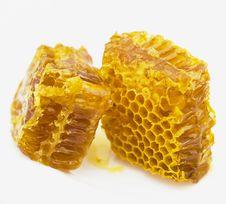 Free Honeycells Royalty Free Stock Image - 21226466