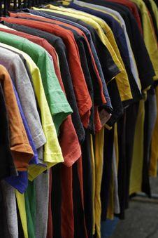 Free Shirts Stock Photos - 21227363