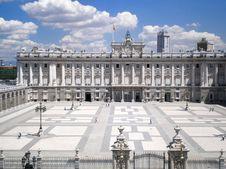 Free Royal Palace Royalty Free Stock Images - 21227649