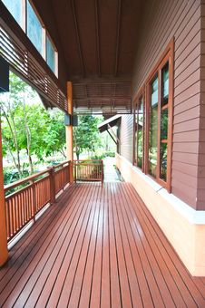 Free Garden Corridor Stock Images - 21227824