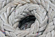 Free Rope Ring Royalty Free Stock Photo - 21228535