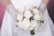 Free Wedding Bridal Bouquet Stock Images - 21228984