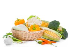 Free Vegetables Stock Photography - 21229092