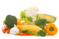 Free Vegetables Stock Photography - 21229212