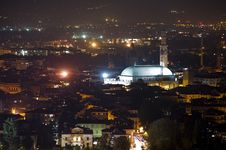Free Vicenza At Night Stock Image - 21229411