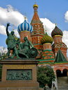 Free Cathedral Of St Basil, Moscow Stock Photography - 21230492