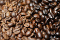 Free Decaffinated And Caffinated Coffee Beans. Stock Image - 21232551