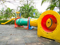 Free Children Playground Royalty Free Stock Photography - 21234967