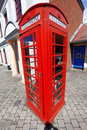 Free Telephone Box In London, UK Stock Photography - 21236592
