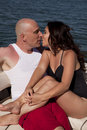 Free Almost Kiss Boat Bow Royalty Free Stock Photo - 21238375