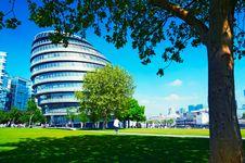 London City Hall Stock Photography