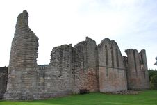 Free Kildrummy Castle Ruins Stock Photography - 21232472