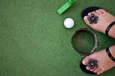 Free Golf Ball Stock Photos - 21232583