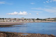Free Stonehaven Coast Royalty Free Stock Images - 21232799