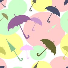 Free Multicoloured Umbrellas Stock Photo - 21235600