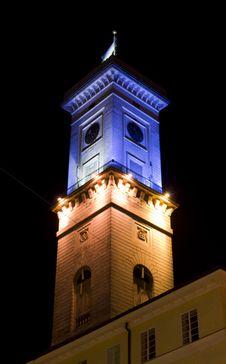 Free City Hall. Royalty Free Stock Photo - 21235945