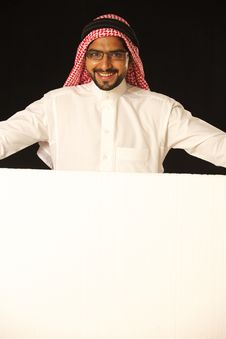 Free Very Happy Male Arab Royalty Free Stock Photography - 21237527