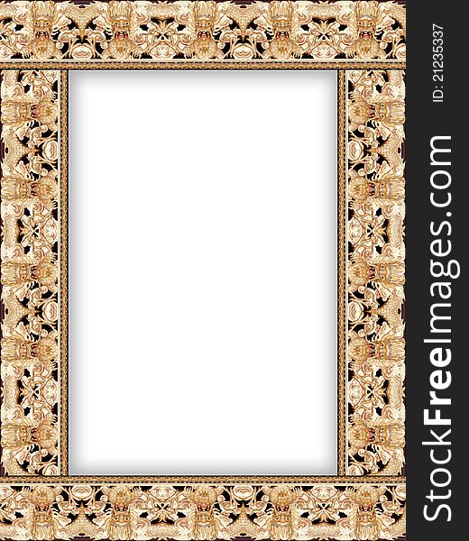 Pattern Of Dragon Frame II - Free Stock Images & Photos - 21235337 ...