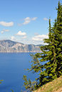 Free South Shore Of Crater Lake Looking North To Steel Royalty Free Stock Photo - 21240585