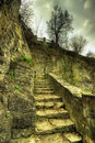Free Old Stairs Stock Photo - 21241080