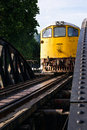 Free Yellow Train Royalty Free Stock Photo - 21248785