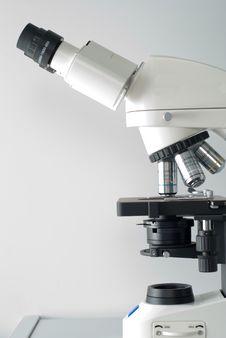 Free Microscope Stock Image - 21240121