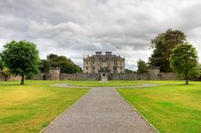 Free Portumna Castle And Gardens In Co.Galway - Ireland Royalty Free Stock Photos - 21241228