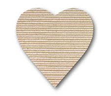 Free Cardboard Heart Background Stock Images - 21241594