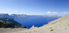 Free Crater Lake National Park USA Stock Image - 21241891
