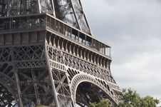 Free Eiffel Tower Close-up Stock Photography - 21242582