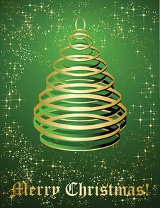 Free Christmas Background Royalty Free Stock Image - 21244386
