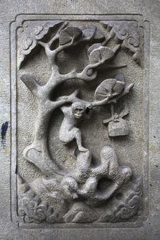 Free Stone Carving Stock Photos - 21244403