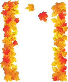 Free Autumn Background Royalty Free Stock Image - 21244496