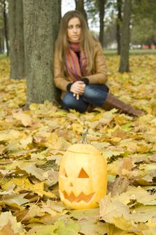 Free Halloween Royalty Free Stock Photography - 21245057