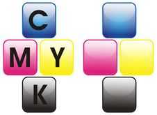 Free Primary Colors Color Cmyk Stock Image - 21245391