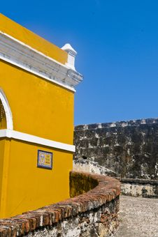 Free Cartagena De Indias Stock Photography - 21245462