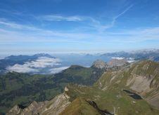 Free Fog Over Lucerne Stock Image - 21246261