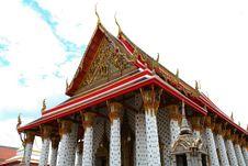 Free Wat Arun The Temple Of Dawn Bangkok Stock Images - 21246294