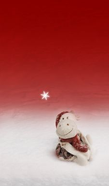 Free Christmas Background Stock Images - 21246604